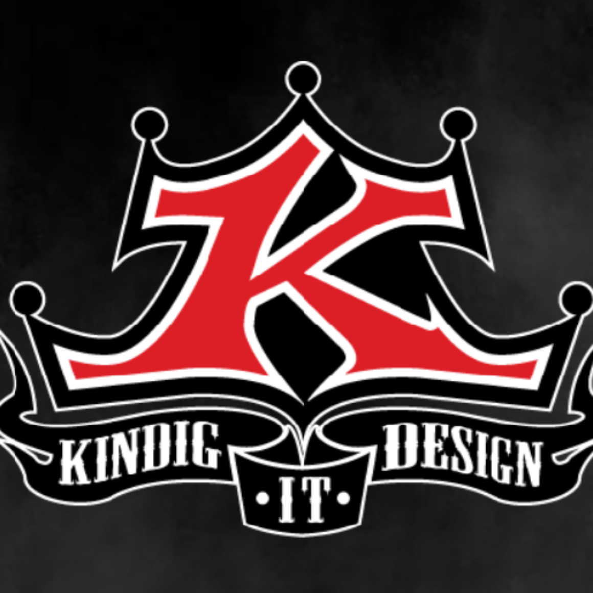 Kindig It Design Logo >> On The Ground Designs | OTG